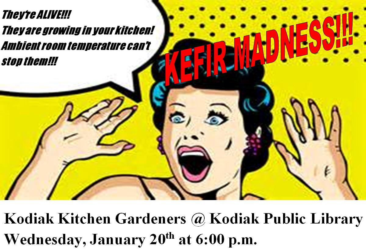 Kitchen Gardeners Kitchen Gardeners Kodiak Public Library City Of Kodiak Alaska